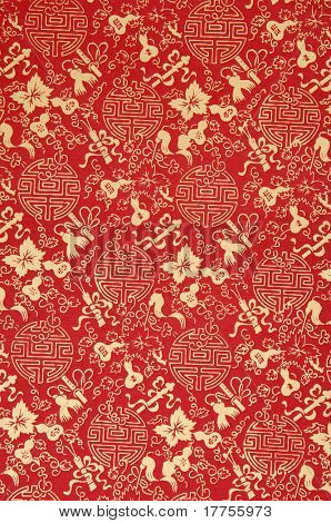 Ancient Chinese Artistic Pattern texture