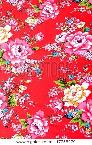 Floral vintage achtergrond