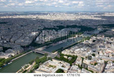 Views Over The Seine