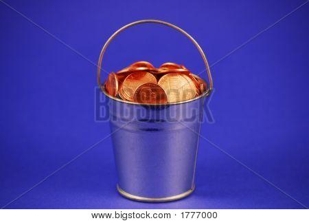 Bucket 'O Pennies