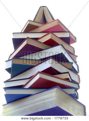 Tower Of Books #1