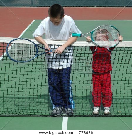 Tennis Buddies