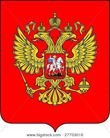 Russian Coat Of Arms.eps