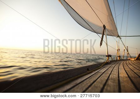 Clous up Sailing