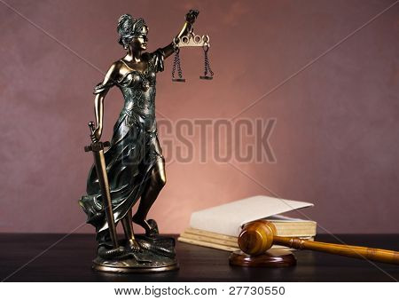 Lady of justice