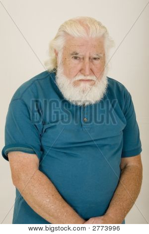 Sad Old Man 5