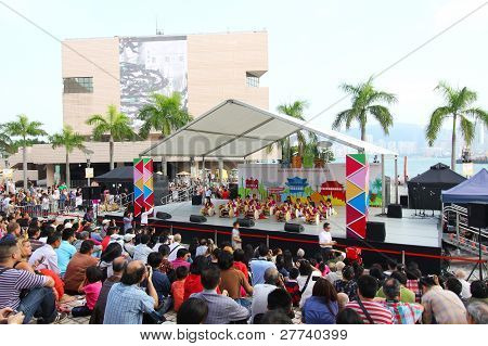 Asian Ethnic Cultural Performances 2011