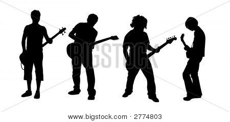 Guitar Players