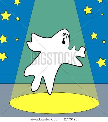 Ghost Under The Spotlight