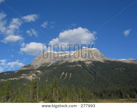 Wapta Mountain Yoho National Park, British Columbia, Canada