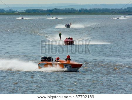 Waterski Race
