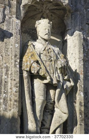 King Edward VII Statue, Salisbury