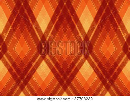 Retro Rhombs - Diaper Pattern Background