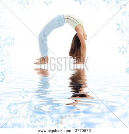 Urdhva Dhanurasana Upward Bow Pose