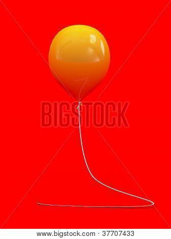 Yelllow Balloon