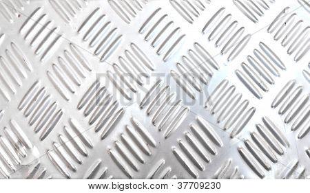Steel Floor For Background