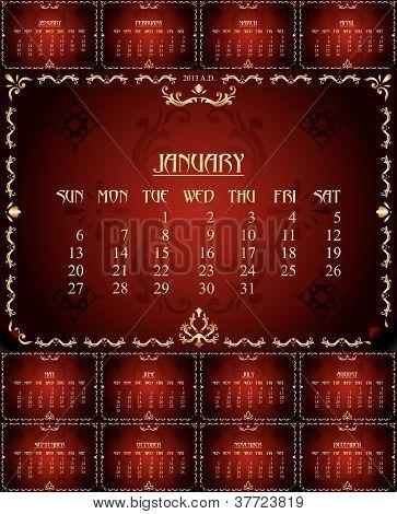 Royal Calendar