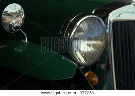 Vintage Auto Detail