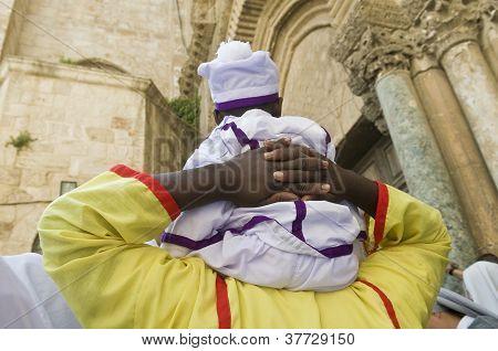 Nigerian Pilgrims