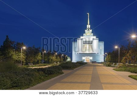 Mormon Church In Kiev