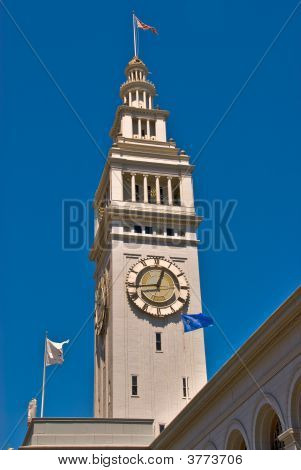Beautiful Clock Tower