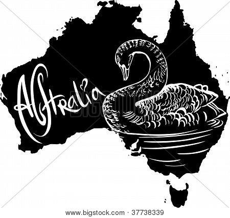 Black Swan As Australian Symbol