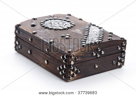 Closed Quran Box