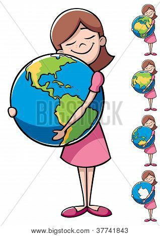 Child and Earth