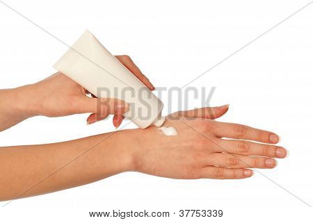 cosmetic cream for hands