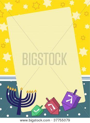 Hanukkah Note