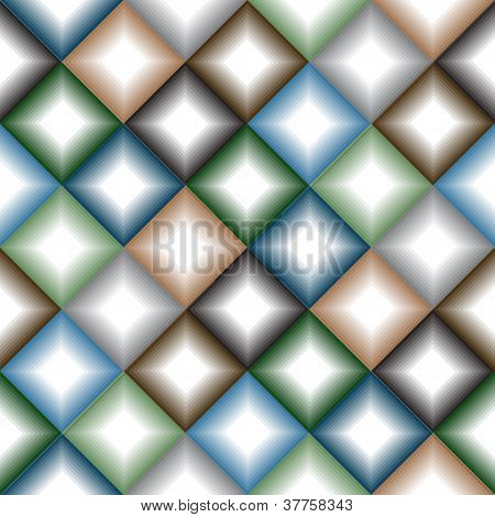 Geometrical Seamless Pattern