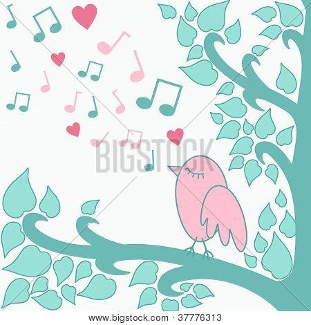 Bird`s-love-song
