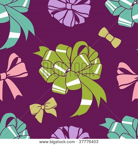 Resent-bows-pattern