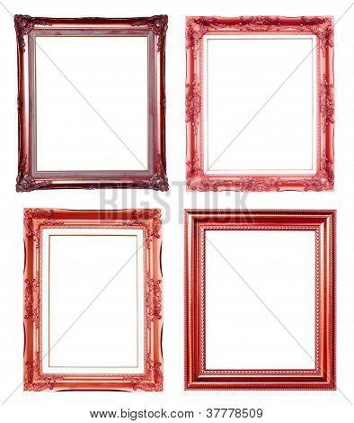 4 Copper Frame
