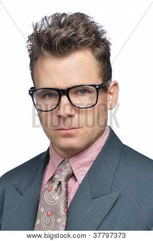 Nerdy Executive