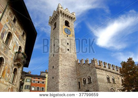 Cathedral Square - Trento Italy