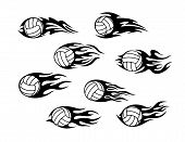 Volleyball Sports Tattoos