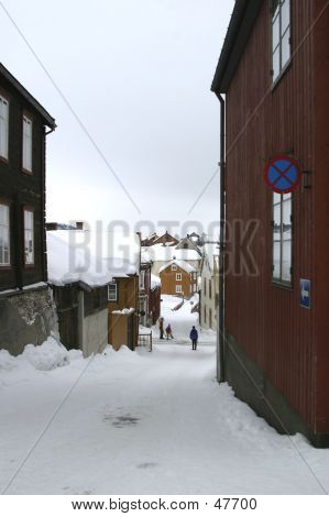 Old Norwegian Street