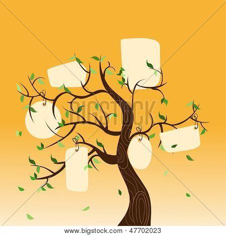 Family Tree Hang Tag