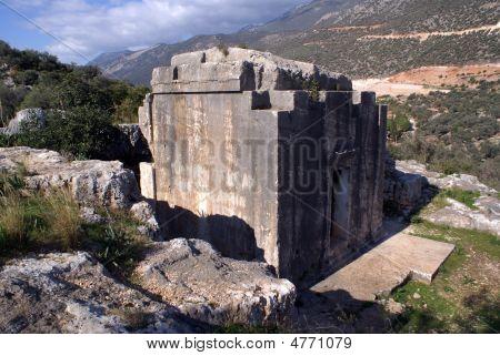 Stone Sarcophagua