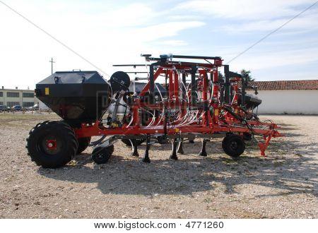Seeding Machines