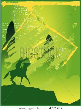 Cowboy green