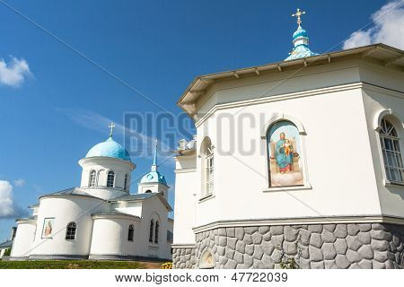 Intercession monastery of Tervenichi, Russia (nunnery, orthodox)