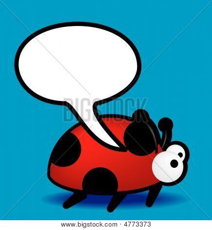 Speech Ladybird