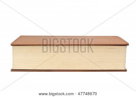 Fore Edge Of A Book