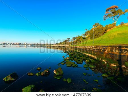 Geelong coastline early morning