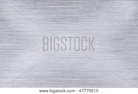 Brush aluminium extreme magnification texture