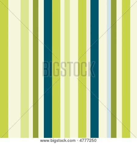 Blue And Green Stripes