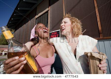 Drunk Women