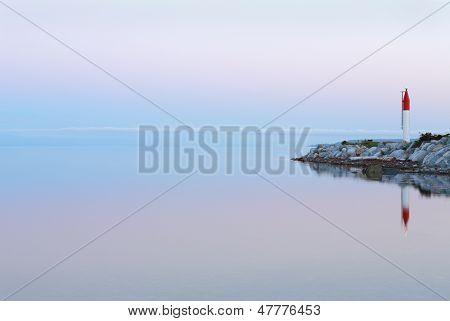 Georgia Strait Dawn